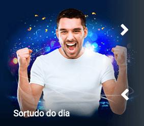 1xBet apostas Sortudo do Dia bonus