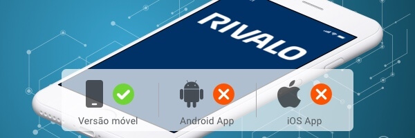 Rivalo baixar app