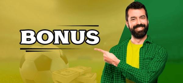 Bonus boas vindas Brazino777