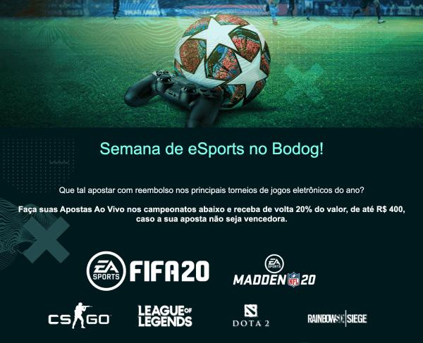 Bodog eSports