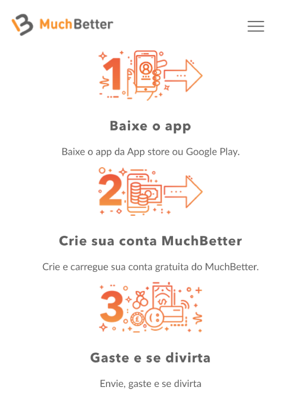 MuchBetter download App iOS Android
