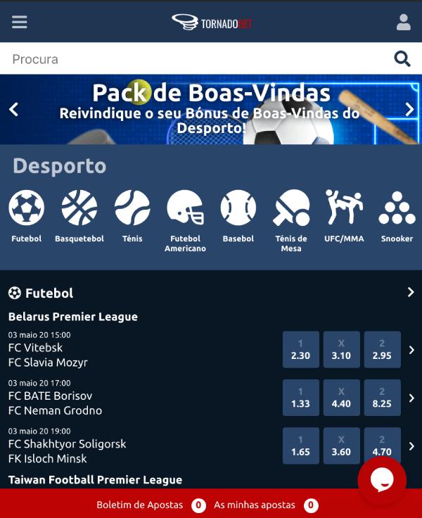 tornadobet app mobile