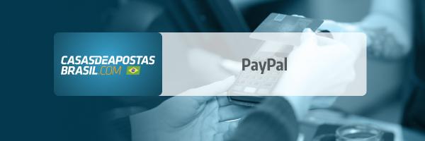 PayPal metodo de pagamento