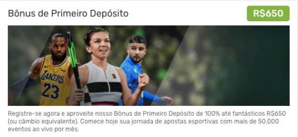 CampoBet bonus primeiro deposito
