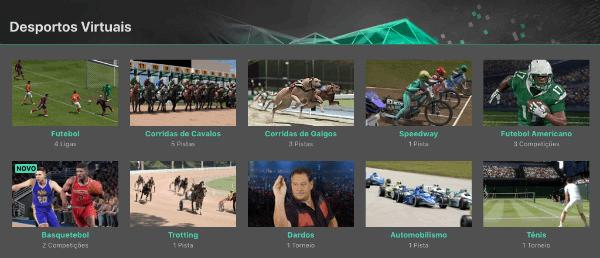 Bet365 eSports eSoccer e Soccer Esportes Virtuais