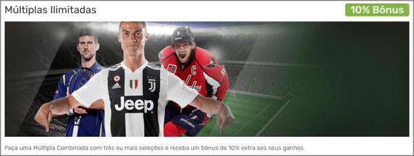 Campobet Bonus Multiplas Ilimitadas para esportes eSports