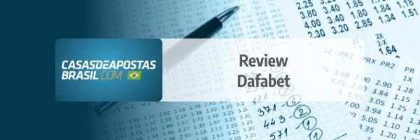 Review Dafabet Brasil Analise Completa