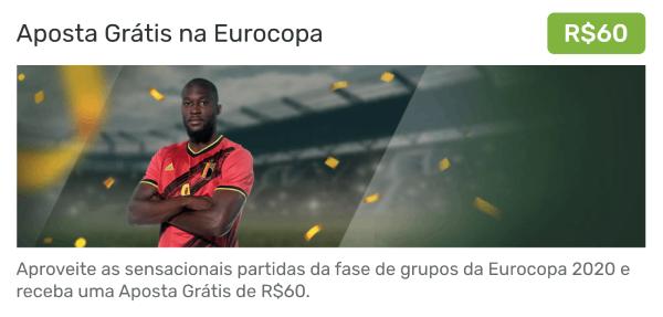 Promo Aposta Gratis Eurocopa Campobet