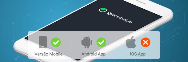 app Sportsbet.io mobile baixar apk